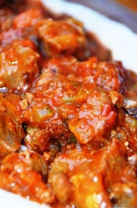 Pork Ragu/Mascarpone Polenta