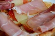 Tostitos - Garlic Tomato, Manchego, Prosciutto