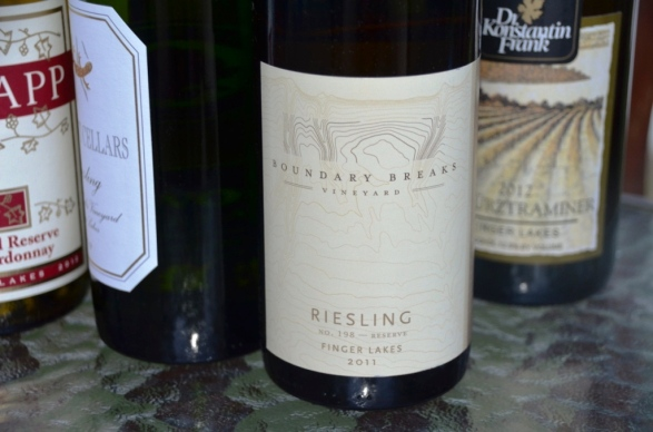 Boundary Breaks Riesling Finger Lakes