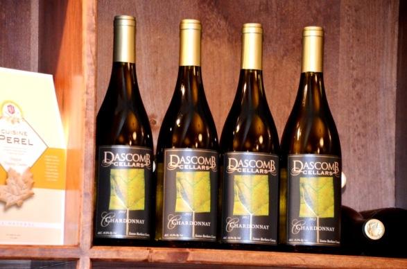 Dascomb Cellars Chardonnay