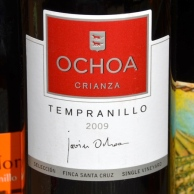 Bodegas Ochoa Tempranillo