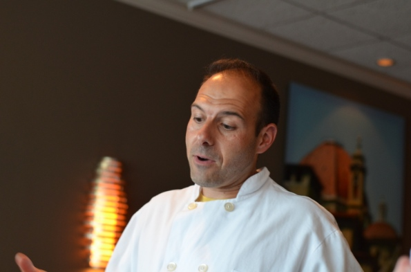 Executive Chef Sam DeVillis
