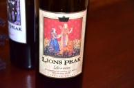 Lions Peak Lionesse Bordeaux Blend