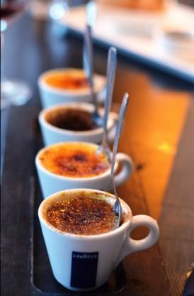 Quattro Crème Brûlée