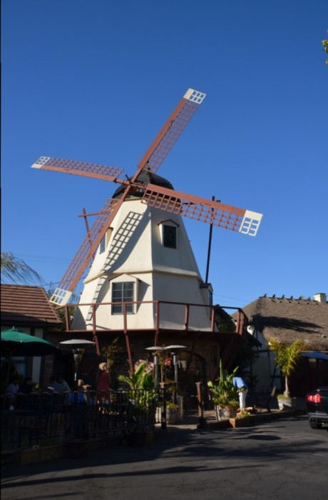 Streets of Solvang