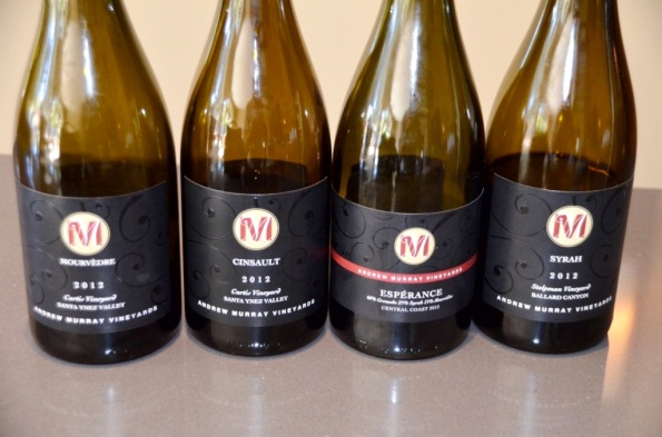 Andrew Murray Rhone Line-up