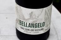Villa Bellangelo Semi-dry Riesling 2012