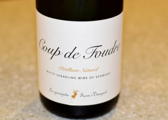 Coup de Foudre Sparkling wine