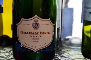 Graham Beck Brut Rosé, South Africa