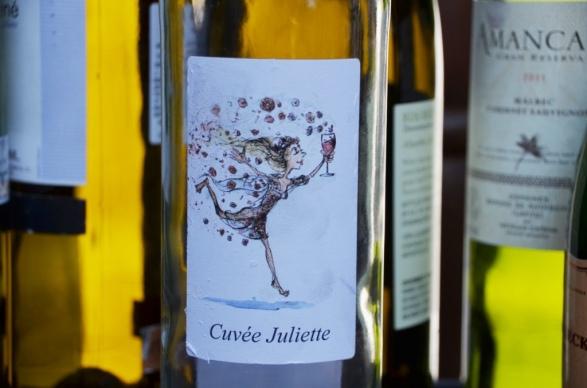 2013 La Ferme Saint Pierre Cuvée Juliette Rosé Côtes du Ventoux, France