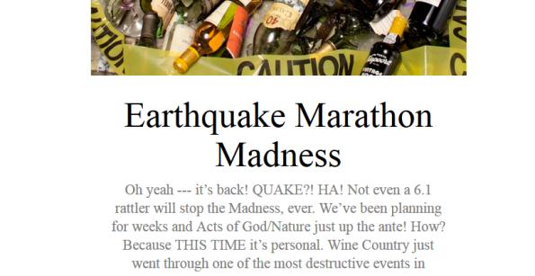 Last Bottle Wines Marathon
