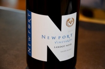 Newport Vineyards Landot Noir