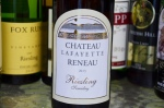 Chateau Lafayette Reneau Riesling Finger Lakes