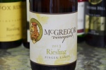 McGregor Riesling Finger Lakes