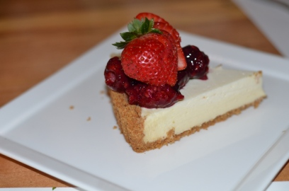 Gastro Bar Cheesecake