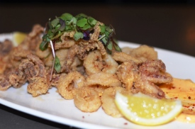 Gastro Bar Fried Calamari