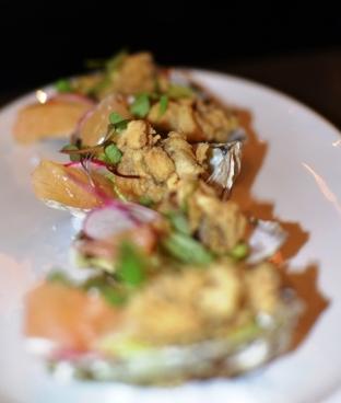 Gastro Bar Oysters