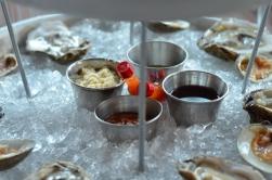 Washington Prime Seafood Tower Sauces
