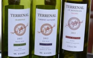 Terrenal wines