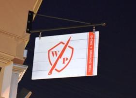 Washington Prime Sign