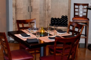Washington Prime Table Setting