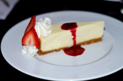 Washington Prime Italian Cheesecake
