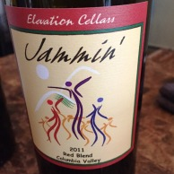 Elevation Cellars Jammin