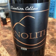 Elevation Cellars Monolith
