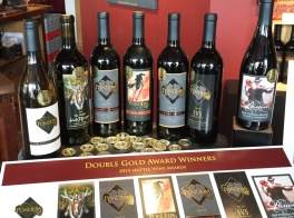 Pondera Wines - Double Gold Award winners