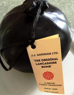 The Original Lancashire Bomb