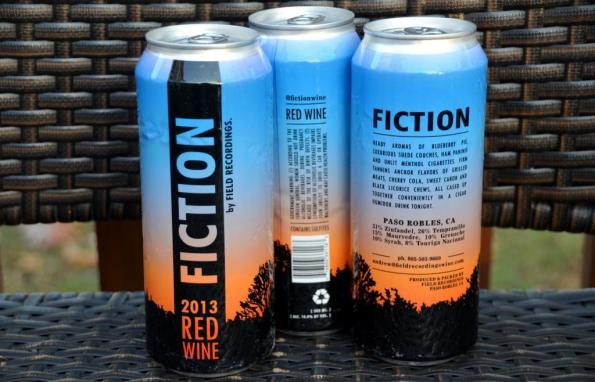 2013 Field Recordings Fiction Cans
