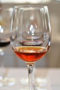 Glasses at the Spanish Wine Tatsing
