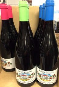 Beaujolais Nouveau Domaine Manoir du Carra 2014 wines