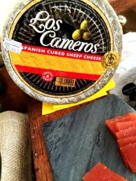 Los Cameros cheese