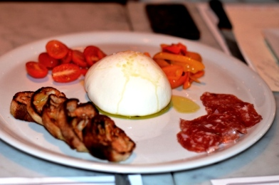 Brick+Wood Burrata!
