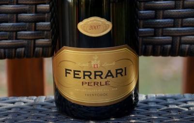 Ferrari Pearle Trentodoc