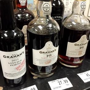 Graham Vintage port