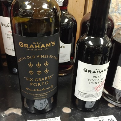 Special Old Vines Six Grapes Graham