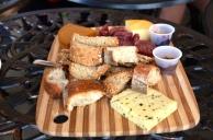 Charcutery Board at Haight-Brown Vineyards