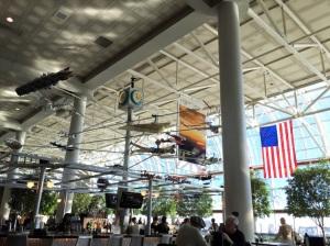 Charlotte airport