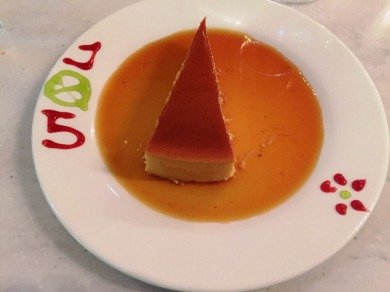 Flan at Cvi.Che 105