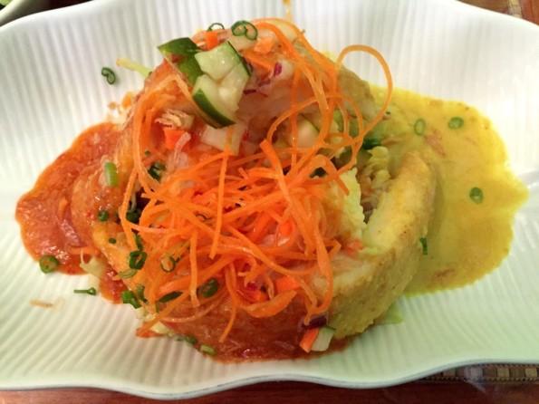 Ikan Pesmol at Bali Cafe