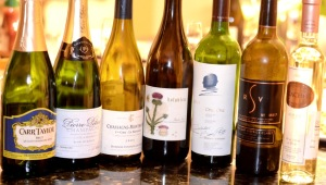 Valentine's Day wine line up