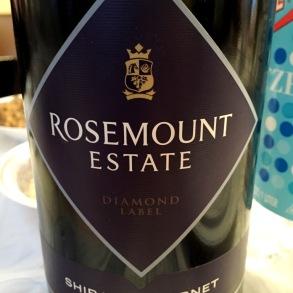 Rosemount Shiraz Cabernet Sauvignon