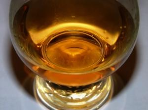 Scotch in Glencairne Glass