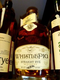 Whistle Pig Straight Rye