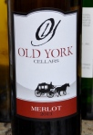 Old York Cellars Merlot