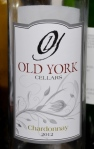 Old York Cellars Chardonnay