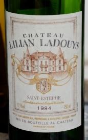 Chateau Lilian Ladouys Saint-Estéphe
