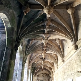 Cloister at St Gonçalo